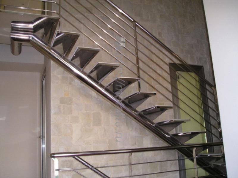 e119889b12c8 Лестницы из нержавейки  изготовление на заказ в Москве   компания ...
